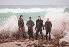 Trivium - Matt Heafy - Guitar, Lead Vocals, Corey Beaulieu - Guitar, Vocals, Paolo Gregoletto - Bass, Vocals, Nick Augusto - Drums
