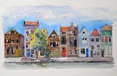 Canal-Houses-Gouda-III