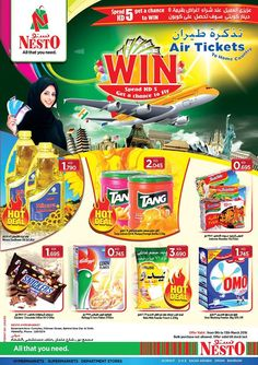 Nesto Weekend Offer Hawally - KUWAIT (9th March 2016 to 12th March 2016) - UAE SHOPPING INFO !!!!