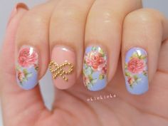 Water decal C5-016 Part 2! | chichicho~ nail art addicts