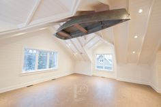 Just a boat on the ceiling.no big deal Stairs, Boat, Ceiling, Home Decor, Ladders, Homemade Home Decor, Dinghy, Ceilings, Stairway