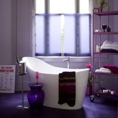Awesome Purple Bathrooms And Purple Bathroom Ideas U0026 Designs, By Franco Pecchioli  Ceramica | Purple Bathrooms, Bathroom Designs And Dream Bathrooms Pictures Gallery