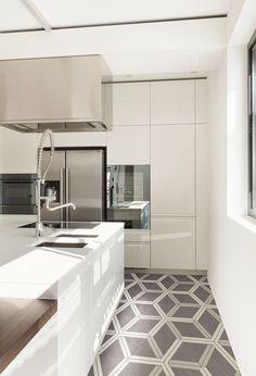 Glazed stoneware flooring COREBASICS | Flooring - @ornamentatiles