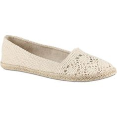 Call It Spring™ Galimberti Crochet-Detailed Slip Ons - jcpenney