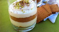 Lemon Recipes – Quick and Easy Yogurt Dessert Best Greek Yogurt, Greek Yogurt Dessert, Greek Yogurt Parfait, Greek Desserts, Greek Sweets, Frozen Desserts, Lemon Recipes, Greek Recipes, Healthy Dessert Recipes