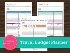 #Travel Budget Planner Road Trip Planner, Vacation Planner, Budget Planner, Travel Planner, Budget Travel, Travel Tips, Vacation Travel, Travel Ideas, Travel Destinations