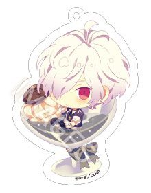 TV Anime DIABOLIK LOVERS MORE, BLOOD - Chapon! Acrylic Strap Collection 12Pack BOX(Pre-order)