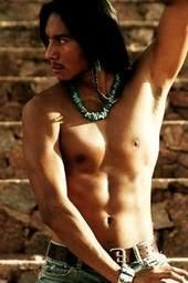 native american indian men, need I say more