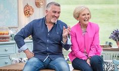 Paul Hollywood and Mary Berry could remain on hand to judge proceedings, although for legal reasons must stay suspended overhead in a hot-air balloon.