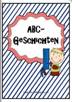 Lesen lernen / Buchstaben einführen: Geschichten zum ABC. - Musterseiten hier: http://www.youblisher.com/p/614660-Geschichten-von-A-bis-Z/