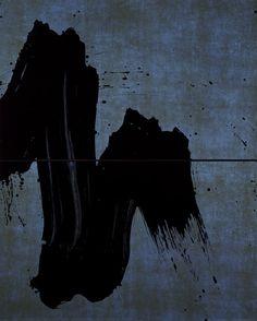 """nearlya: """" FABIENNE VERDIER Paysage de l'Oberland à la tombée du jour I, 2008 technique mixte et encre """""""