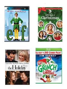 Christmas and Holiday Movies Round-Up