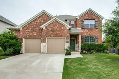 Back on market due to Buyers change of location preference. Hard to find 5 bdrm, 3.5 bath Drees home in Prosper ISD! Spacious home has it all with Gameroom,Media Rm wired for speakers,upstairs Study Nook,downstairs Study with French Doors,2.5 car garage! Kitchen with Island, breakfast bar and eat-in opens up to large family room. Master Retreat down with large windows overlooks big backyard. 4 bdrms up with 2 full baths. Community Park and Pool.|strip_tags
