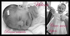 Filha de Valentina e Felipe. Irmã gêmea de Vinicius, e irmã de Rafael.