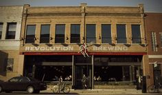 Revolution Brewing, Chicago IL