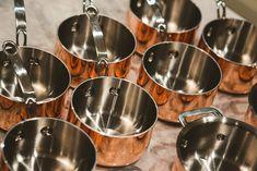 Copper Tri-Ply Mini Saucepan, 9cm: Amazon.co.uk: Kitchen & Home