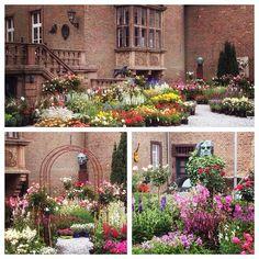 #schloss #nörvenich #bodenstein #castle #roses #rosegarden #flowers #flowerpower #exhibition #terrasse #walk #dayoff #follow4follow