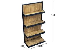 Auto Parts Shop, Gondola, Coffee Room, Pharmacy Design, Home Room Design, Wooden Shelves, House Rooms, Diy And Crafts, Bookcase