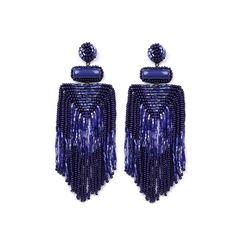 Jody Earrings - Cobalt Blue #shopceladon