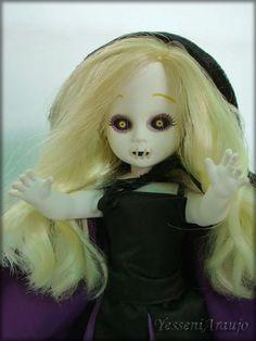 Hospitable Living Dead Dolls Series 28 Sweet 16 Fiesta Ruby Mezco Ldd