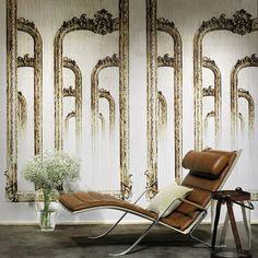 Elitis Pleats Galeries Des Glaces #wallpaper