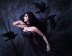 Rush of Wings by Enamorte.deviantart.com on @deviantART