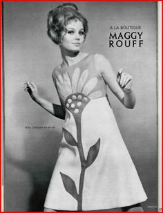 Maggy Rouff 1960s