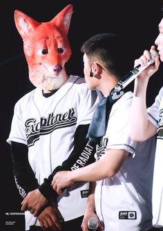 ภาพที่ถูกฝังไว้ Kyungsoo, Park Chanyeol, Chansoo, Exo Korean, Exo Do, Chinese Boy, Taipei, Funny Cute, Boy Groups