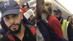 Adam Saleh, un bromista que graba videos en aviones, fue supuestamente retirado de un vuelo por hablar en árabe, pero los detalles del hecho son confusos. Adam Saleh, Videos, Confused, Speak Arabic, Planes, Historia, Men, So Done