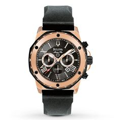 3359ea5e1e8 Bulova Men s Watch Marine Star Collection 98B104