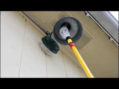 Lightbulb Changer - Mr. LongArm Bulb Changer Kit very detailed info and safety info - using long poles to change light bulbs way up high - YouTube