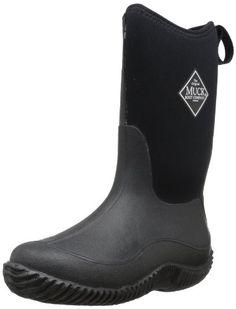 MuckBoots Hale Boot (Toddler/Little Kid/Big Kid),Black/Black,6 M US Big Kid Muck Boot http://www.amazon.com/dp/B00BMP4PF8/ref=cm_sw_r_pi_dp_GNTDub028P2AH