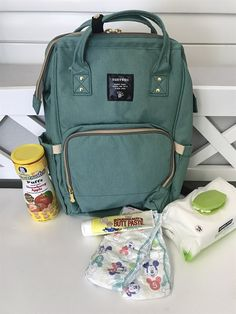 The Mommy Bag Backpack