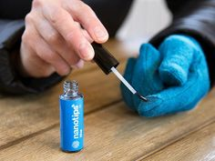 Nanotips - Turn your ordinary gloves into touch screen friendly gloves.