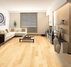 bamboo flooring pictures with white nuance and white sofa also hgtv Installing Laminate Wood Flooring, Wooden Flooring, Pvc Flooring, Flooring Installation, Rubber Flooring, Vinyl Flooring, Best Engineered Wood Flooring, Natural Wood Flooring, Wooden Floors Living Room
