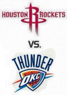 Chillin' @ Toyota Center watching the Houston Rockets vs the Oklahoma City Thunder Rockets Basketball, Toyota Center, New Orleans Pelicans, Oklahoma City Thunder, Houston Rockets