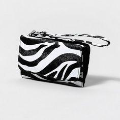 Zebra Wristlet from Claire's $12.00