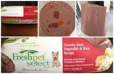 Freshpet Slice and Serve  #Freshpet #FreshpetDogFood #FreshpetReviews