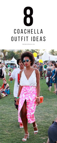 8 celebrity-inspired Coachella outfits you can make with pieces from your wardrobe