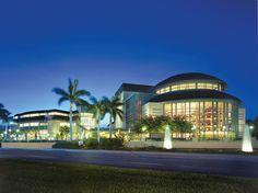 Palm Beach County Convention Center- few blocks north of Casa Grandview