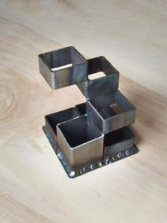 Industrial desk organizer for home and office Loft office pen