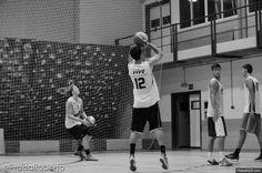 Aldo Serneguet al tiro. 3 de septiembre #UA #UniversidadAlicante #Lucentum #UALucentum #LigaEBA #GrupoEA #baloncesto #basket