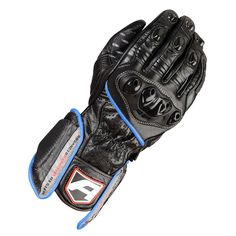 Akito Sports Rider Motorcycle Gloves  Description: The Akito Sports Rider Armoured Gloves are packed with       features..              Protection                      Moulded polyurethane vented knuckle guard – for hard-wearing         protection for the glove and your hands                    Moulded polyurethane finger...  http://bikesdirect.org.uk/akito-sports-rider-motorcycle-gloves-3/