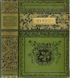 Owen Meredith's Poems