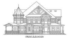Featured House Plan: BHG - 3363