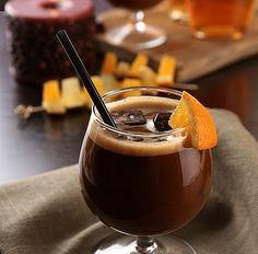 Espresso cocktail brésilien café et chicorée