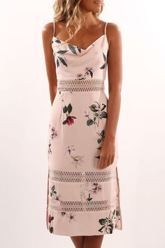 Do It Right Dress Light Garden Floral | Women's | Jean Jail | Clothes Online | Shoes | Womens Fashion | Mens Fashion