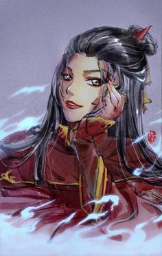 Princess Azula from Avatar: the Last Airbender