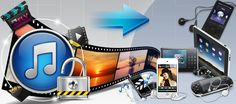DRM Converter is complete package program that provides you with DRM Removal, Audio Converter, Video Converter, and Video to Audio Converter and HD Video Converter.