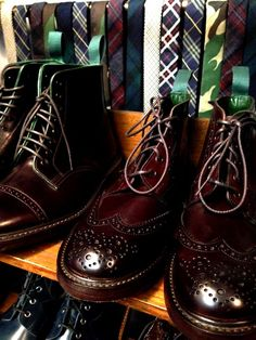 Trickers Stow Burgundy Cordovan - Google 搜尋